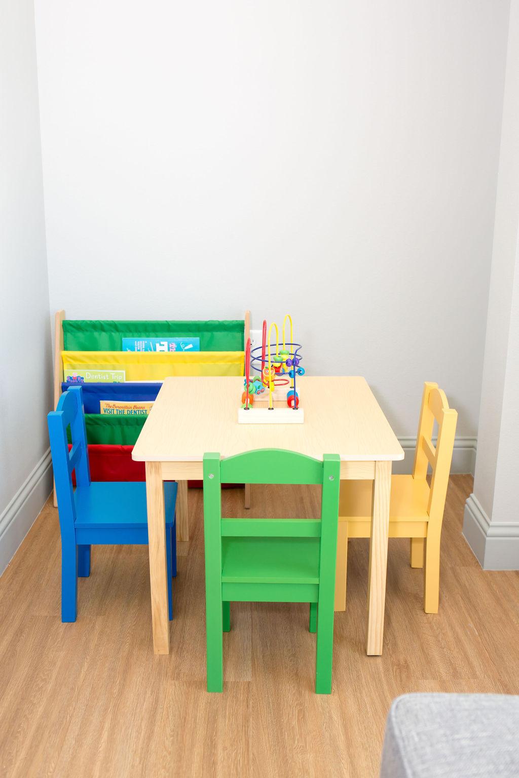 Revive Family Dentistry Kid's Area