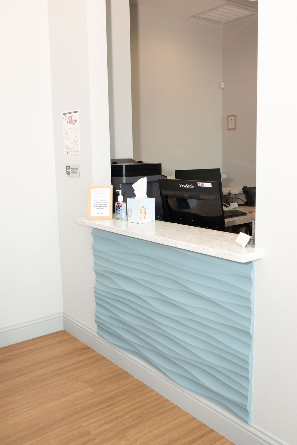 Revive Family Dentistry Front Desk